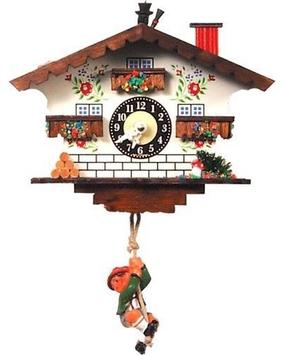 Furnishings friday cuckoo clocks maia chance How to make a cuckoo clock