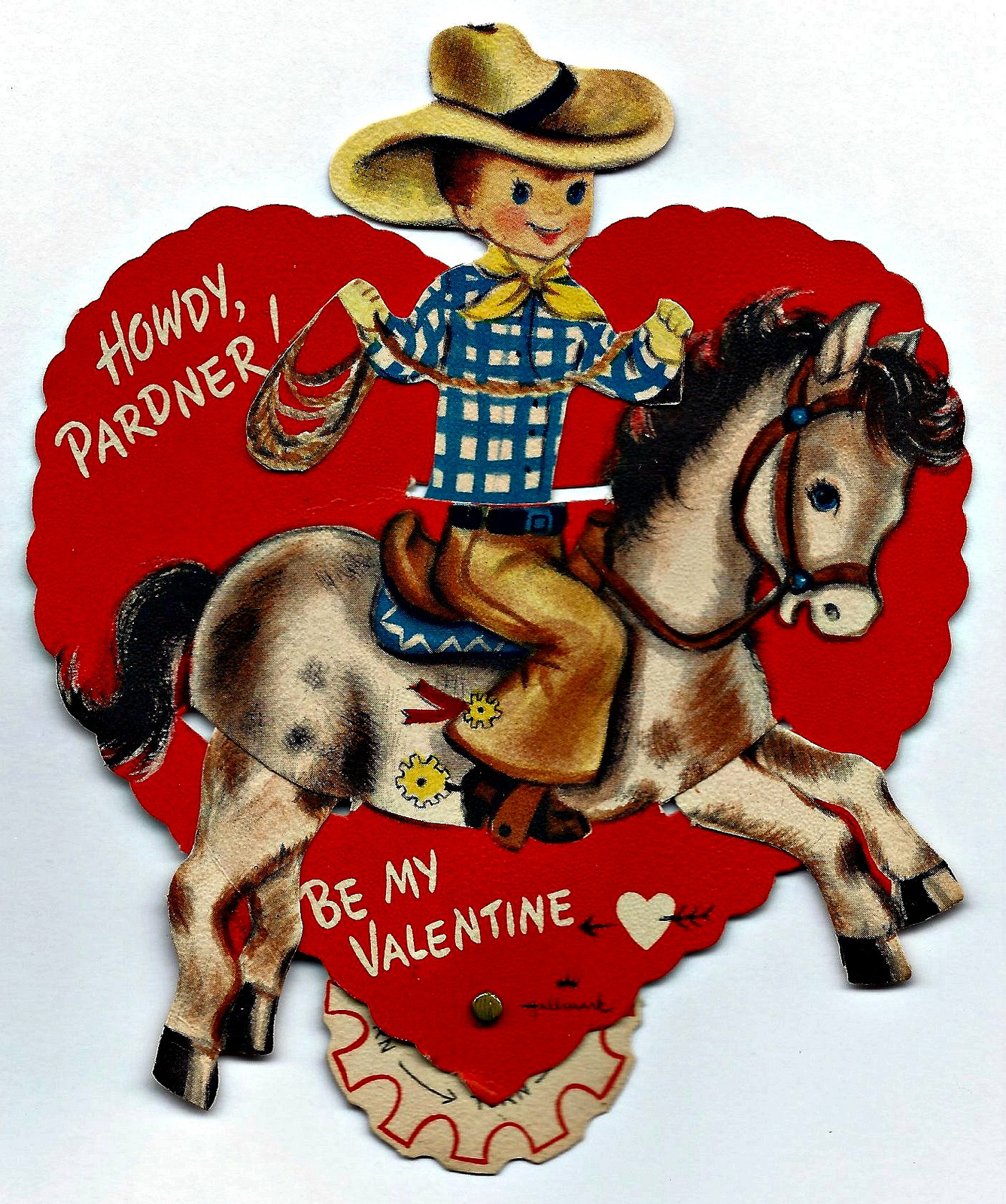 A Vintage Valentine Card Gallery